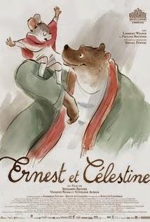 Ernest e Célestine Legendado