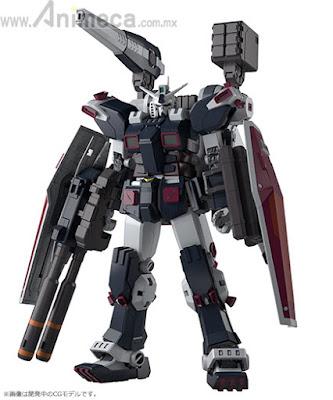 Full Armor Gundam FA-78-1 Ver.Ka Master Grade (MG) 1/100 Model Kit Mobile Suit Gundam THUNDERBOLT