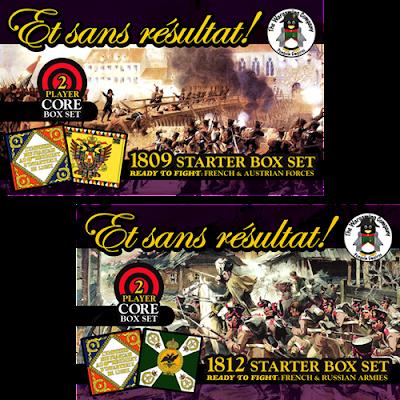 Starter Boxes | 1809 & 1812