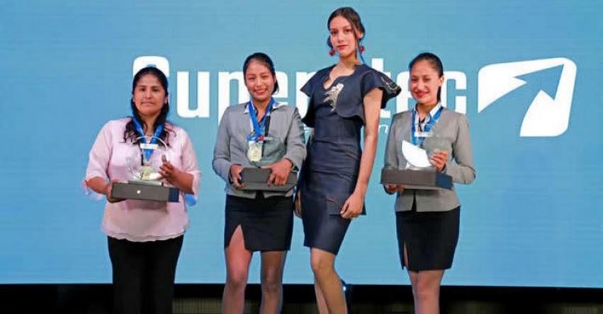 MINEDU: Alumnas crean vestido para el bicentenario inspirado en la batalla de Junín - www.minedu.gob.pe