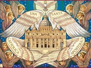 Credo in unam et sanctam Ecclesiam
