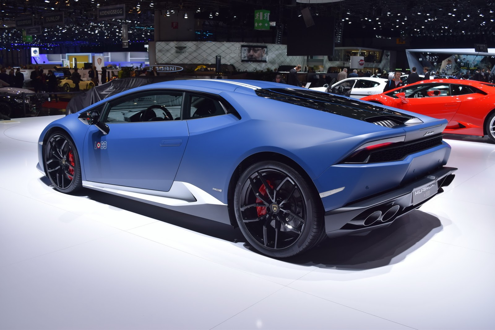 Những gì tinh túy nhất của Lamborghini Huracan vẫn còn trên Avio 2017