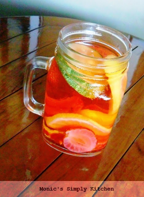 6 Cara Membuat Infused Water