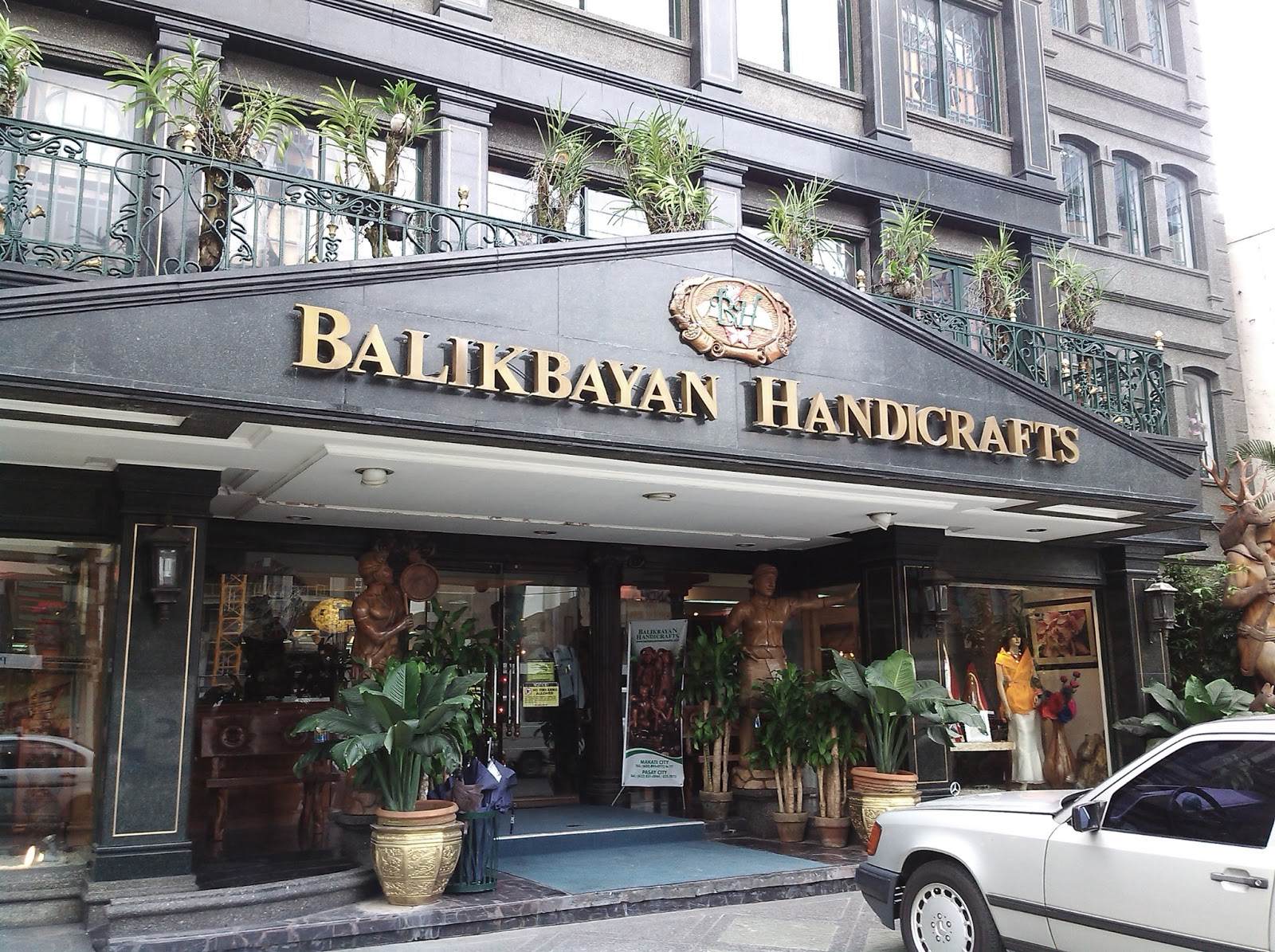 The Rich St Deli Always In Action Balikbayan Handicrafts