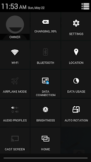 HTC Desire 820G For Cherry Mobile Me Vibe X170 [MT6592] Screenshots
