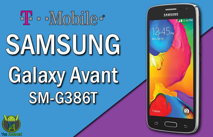 Download G386TUVS1AQA1 | Galaxy Avant (T-Mobile) SM-G386T