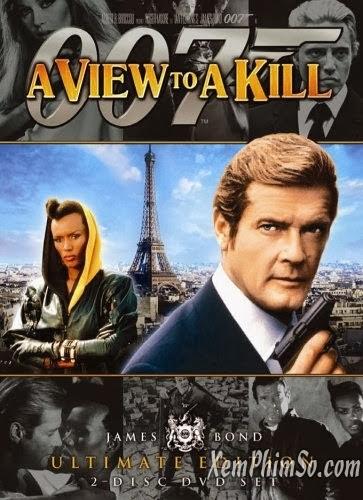 Xem Phim Điệp Viên 007: Tầm Sát Thương 1985