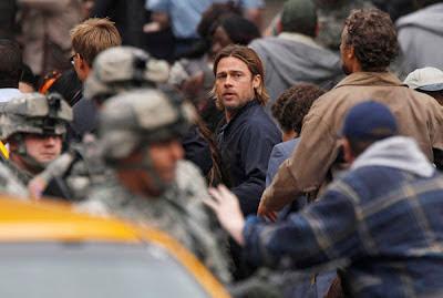 World War Z-Brad Pitt