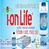 nước khoáng ion life 450ml thùng 24 chai 450 ml