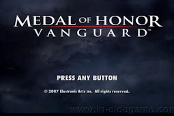 Medal Of Honor Vanguard PS2 ISO