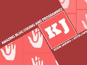 Bingung tentang ilmu blogging?? tenang Blog Kode Jarwo akan mengatasi masalah kalian - Responsive Blogger Template