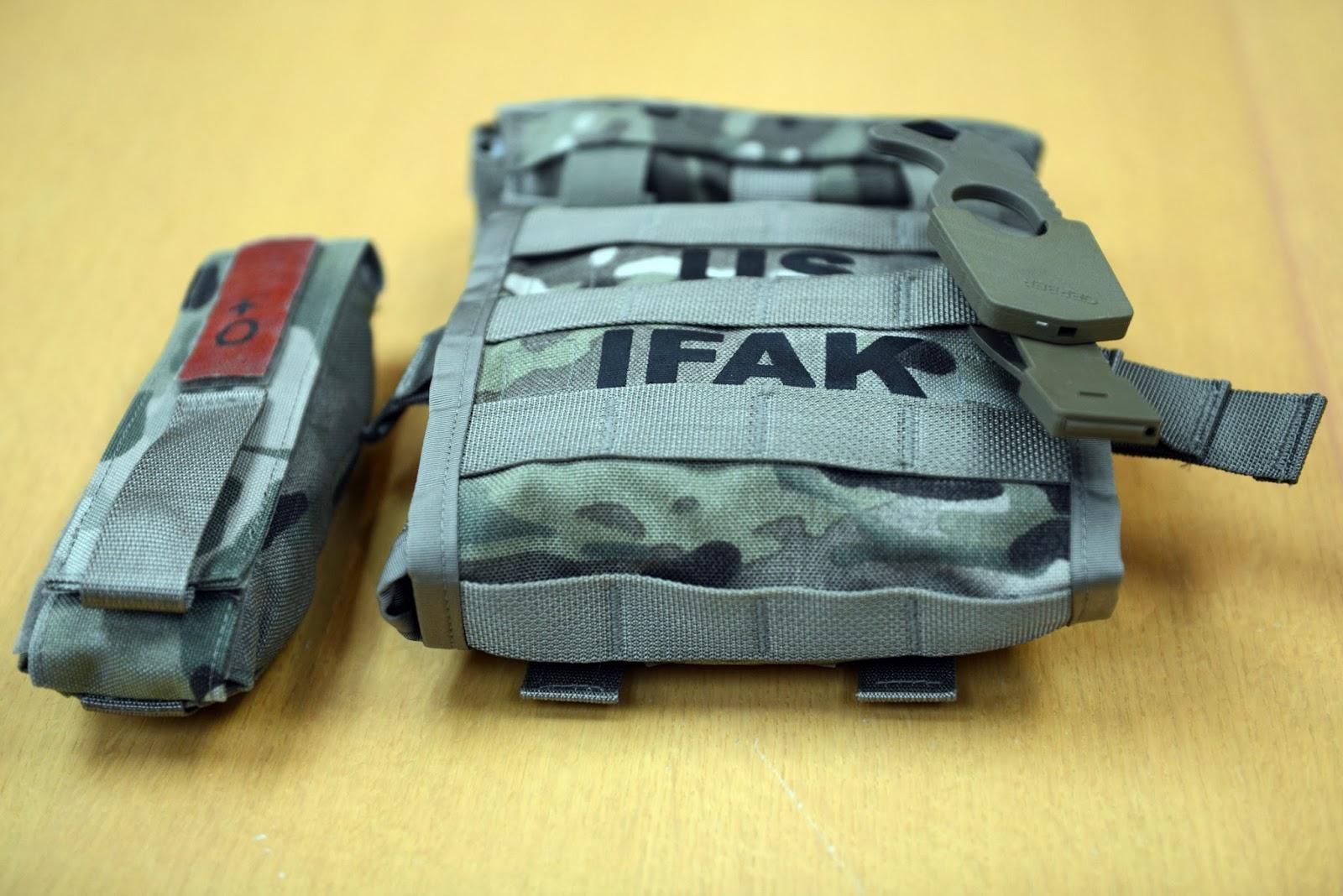 Webbingbabel: IFAK 2 Individual First Aid Kit II