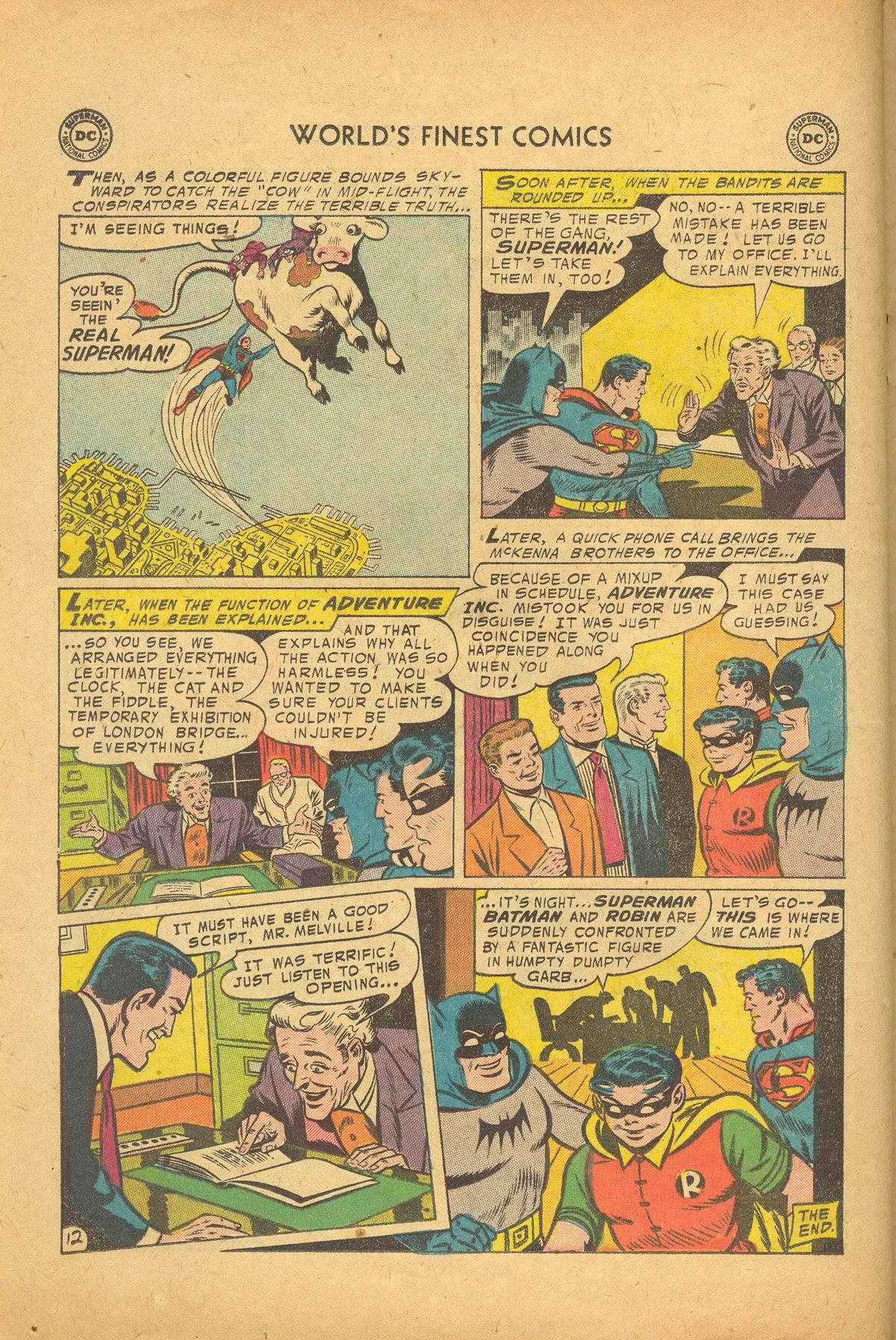 Read online World's Finest Comics comic -  Issue #83 - 14