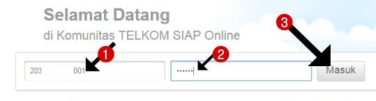 Masukkan NUPTK/PEGID dan Password kemudian klik Masuk