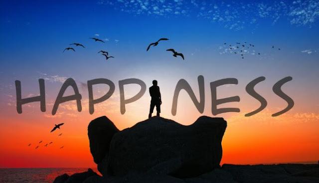 Arti kebahagiaan
