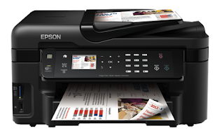 Epson WorkForce WF-3520DWF Driver Download - Windows, Mac