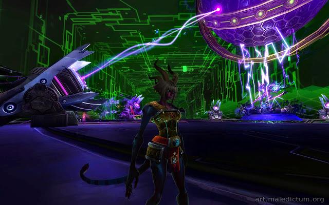 Wildstar: Выполняя задачу в системном ядре