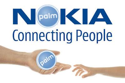 hãng HP và Nokia được chiêm ưu thế hơn Palm