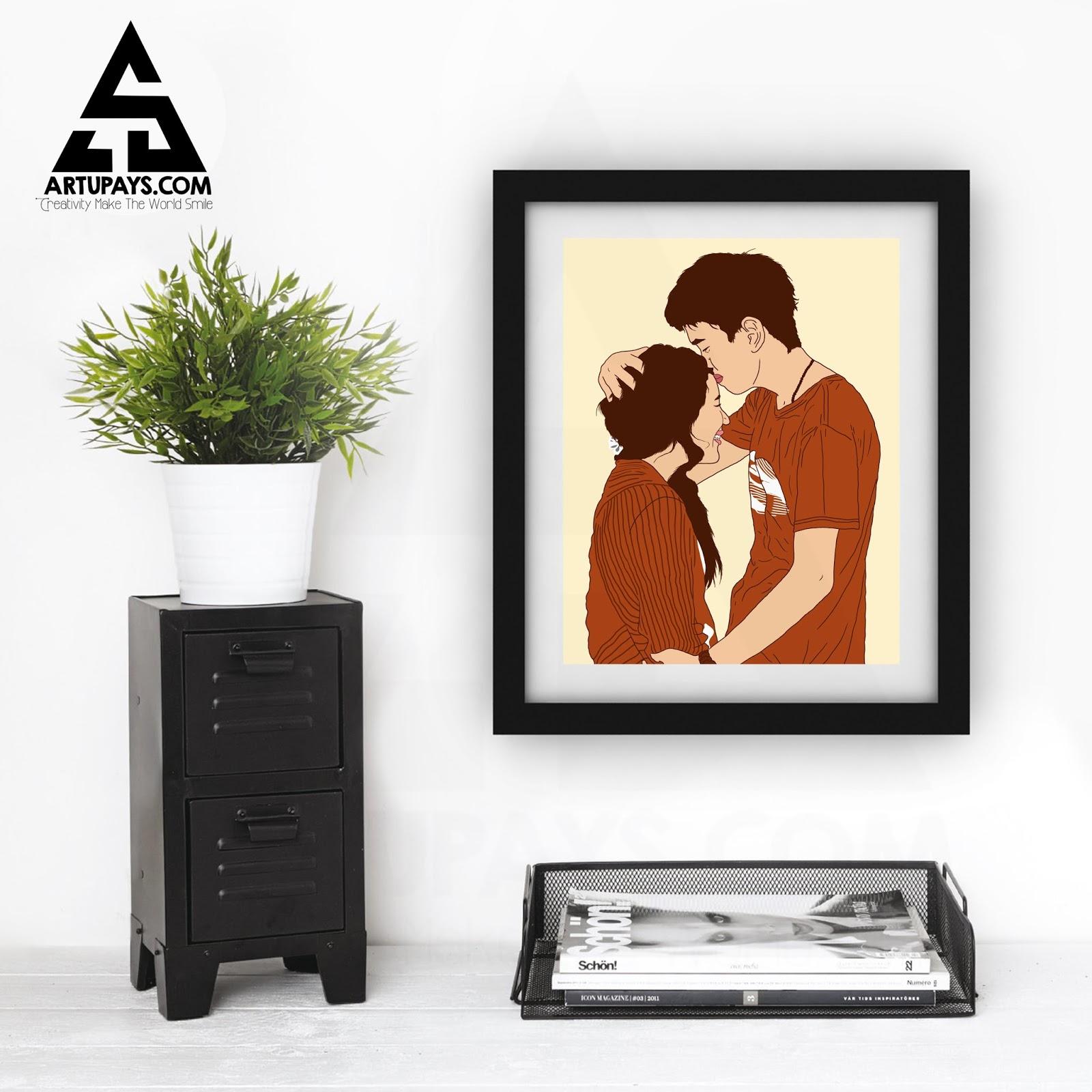 Kado Valentine | ARTupays.com