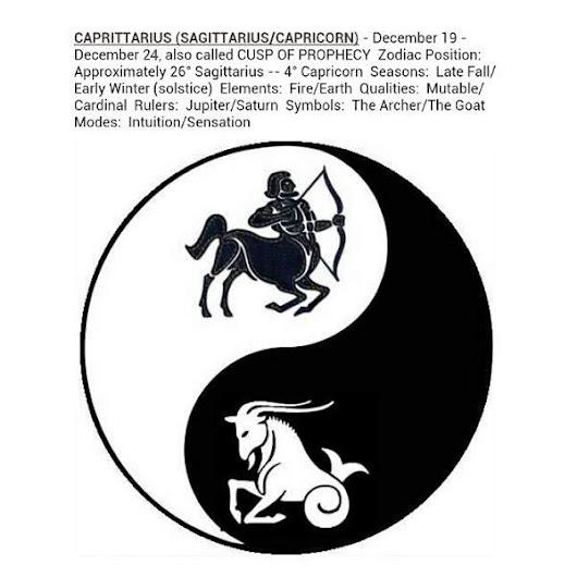Dating a sagittarius capricorn cusp