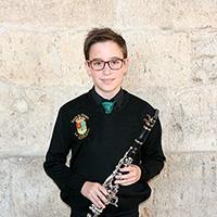 banda musica citerniga clarinetes