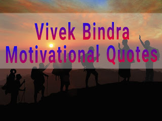 Vivek Bindra Motivational & inspiration Quotes In Hindi