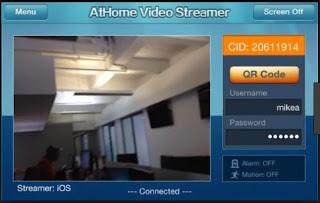 برنامج, إحترافى, لتحويل, الكمبيوتر, أو, الهاتف, الجوال, الى, جهاز, مراقبة, بالكامل, AtHome ,Video ,Streamer
