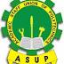ASUU : ASUP Warns FG Of Impending Strike