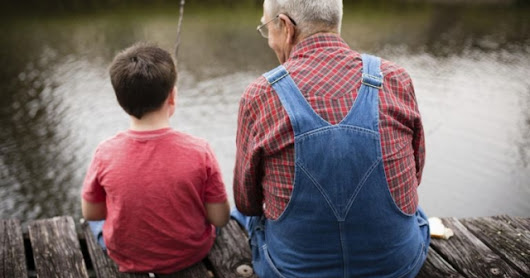 Why Grandparents Are Considered to Be The Most Precious Gems In Your Children's life