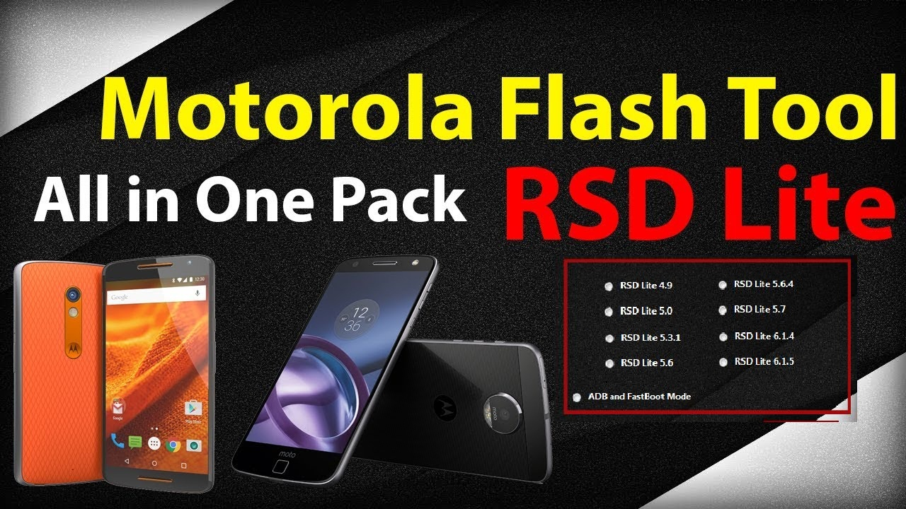 Motorola Mobile Flashing Software Free Download