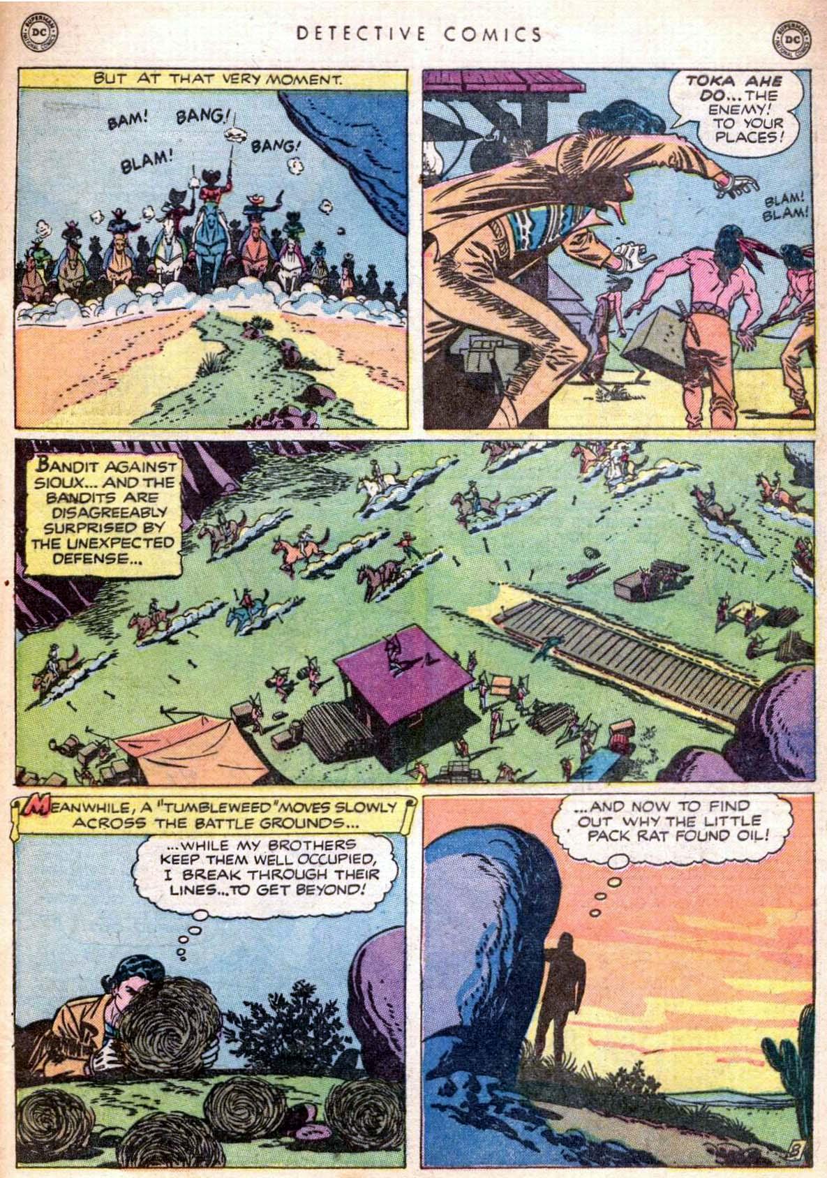Detective Comics (1937) 157 Page 46