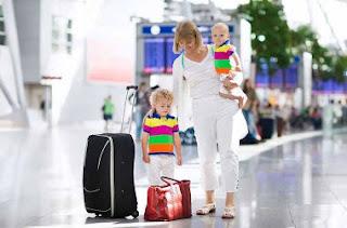 Mengajak Bayi Wisata ke Luar Negeri