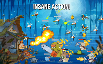 Swamp Attackfor Android