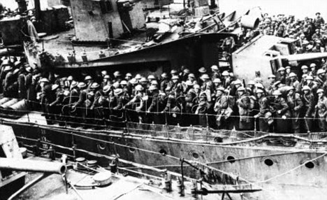 Can We Talk?: The Battle of Dunkirk