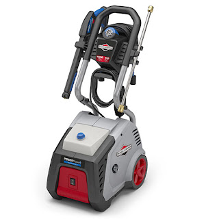 Briggs and Stratton 020601 1800 psi 4.0gpm electric pressure washer