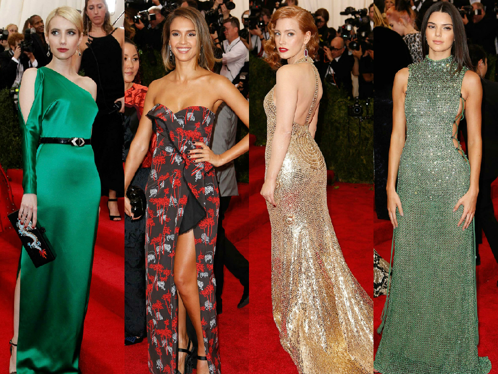 Met Gala 2015 Red Carpet One Style At A Time