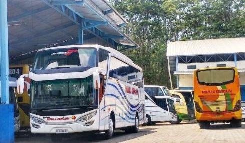 Bus Jakarta Yogyakarta, Terminal