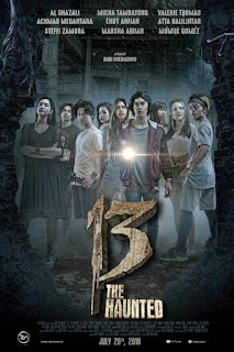 13: The Haunted