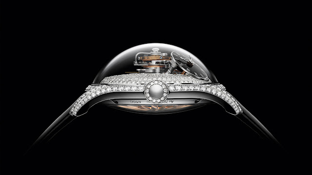 MB&F Legacy Machine FlyingT Mechanical Automatic Watch