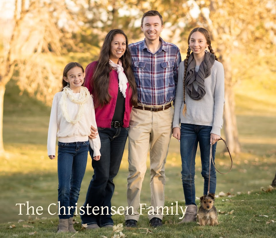 The Christensen Family