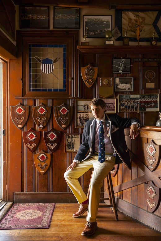 A Rower's Holiday Gift Guide, with Jack Carlson of 'Rowing