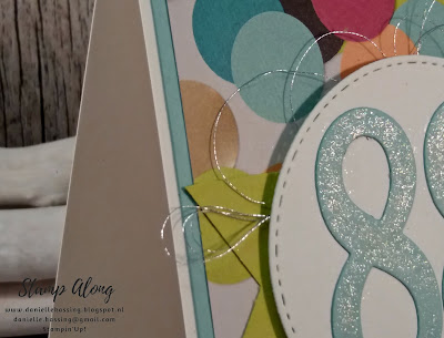 Stampin'Up! Picture perfect party dsp