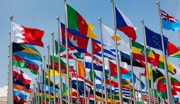 الدول ,اللغات ،القارات والجنسيات في اللغة التركية
