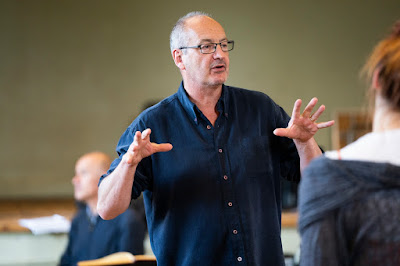 Mozart: Idomeneo - rehearsals for Buxton Festival - Stephen Medcalf (Photo Richard Hubert Smith)