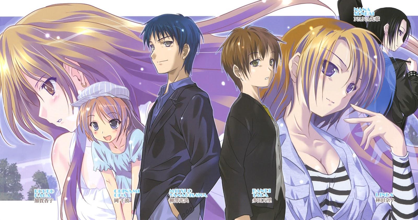 Anime Review Indonesia Anime Romance Comedy School Terbaik