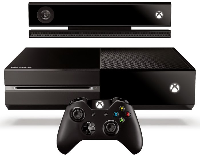 Xbox One, Controller, Kinect