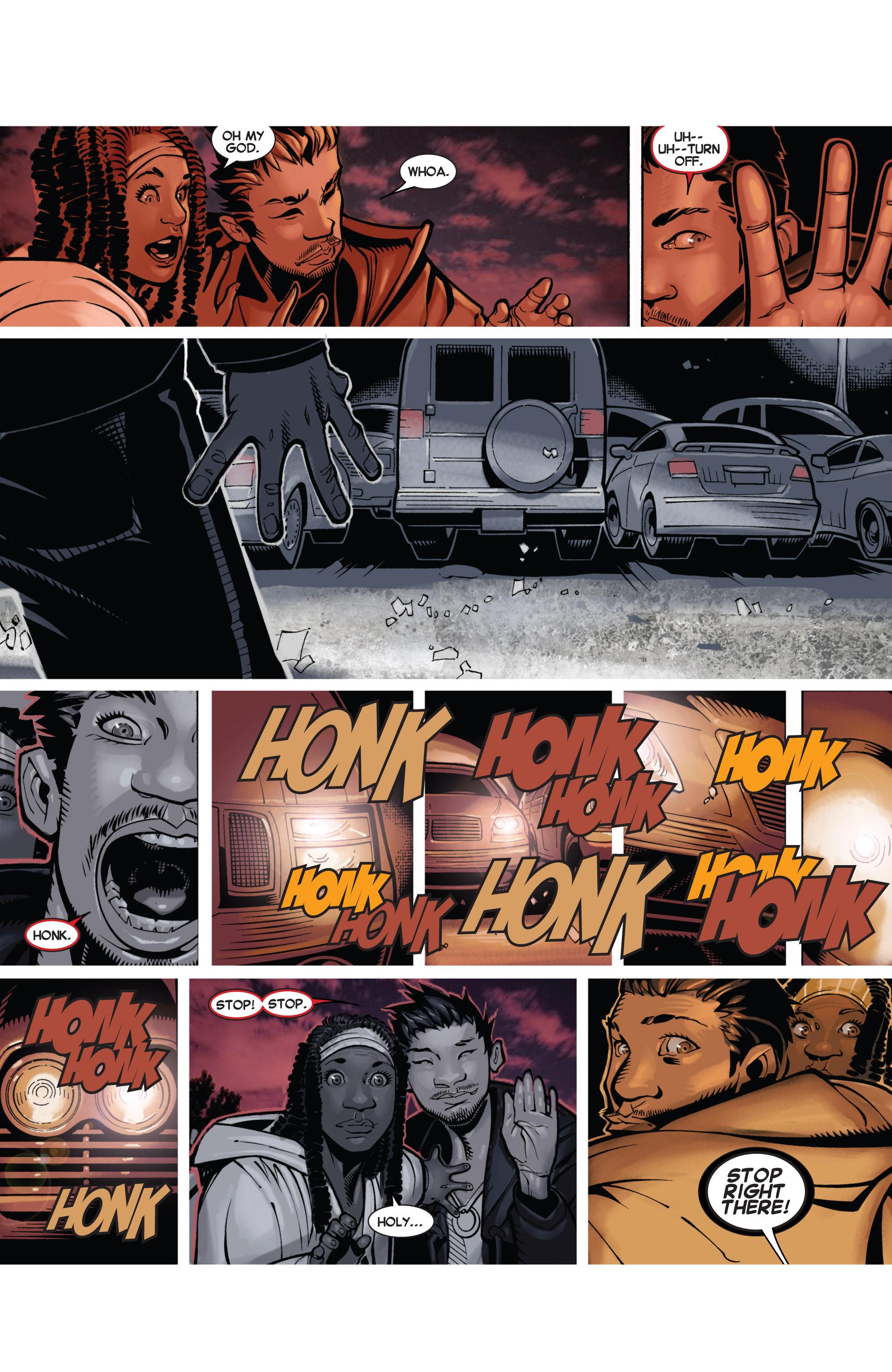 Read online Uncanny X-Men (2013) comic -  Issue # _TPB 2 - Broken - 47