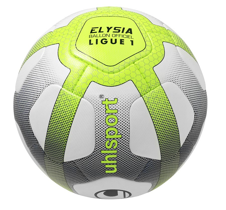 uhlsport elysia 17 18 ligue 1 ball released footy headlines. Black Bedroom Furniture Sets. Home Design Ideas