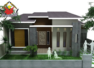 rumah sederhana mewah