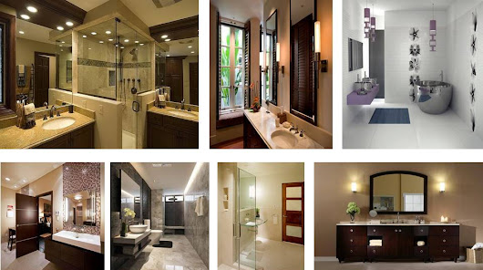 Architecture & Design: COOL BEAUTIFUL BATHROOM STYLES